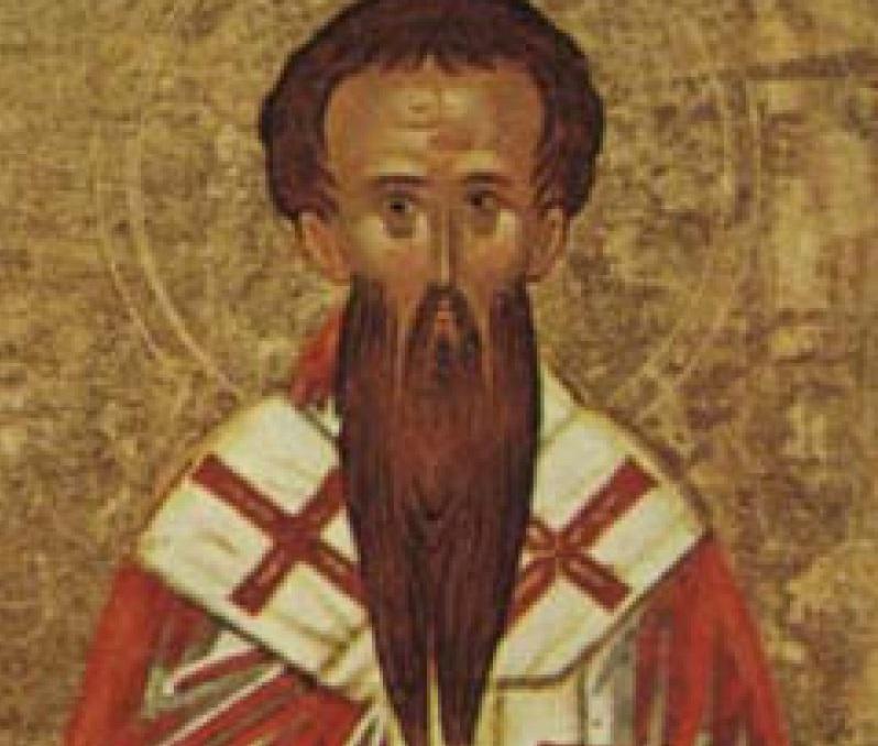 Денеска е Свети Василиј Исповедник