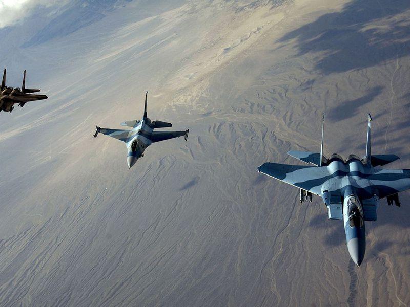Турски Ф-16 авиони влегле во грчкиот воздушен простор