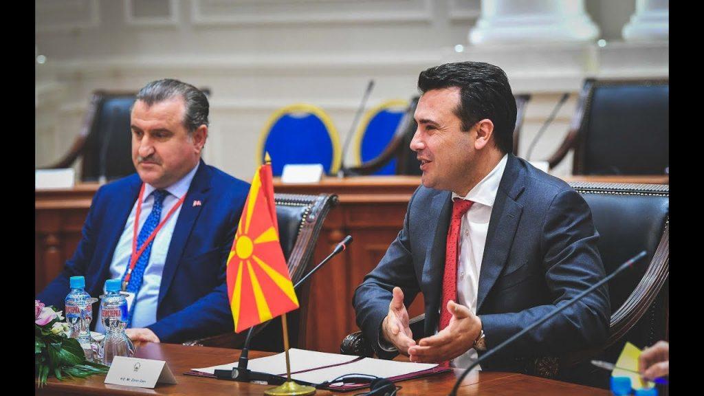 Заев: Уставните промени за влез во НАТО ни донесоа рекорд од 300 милиони евра странски инвестиции