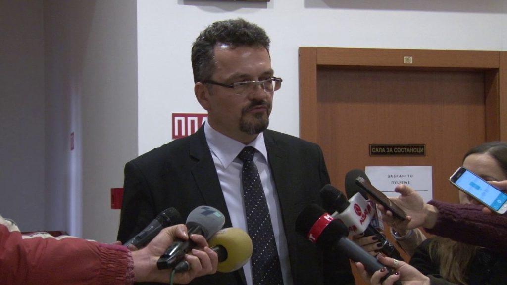 Караџовски: Службено бев во Обвинителството