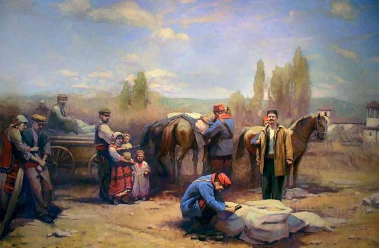 На денешен ден: Во 1931 г. во Ќустендил умрел Андон Тошев Стојанов, познат како Дончо Штипјанчето, курир на Гоце Делчев и приврзаник на МРО