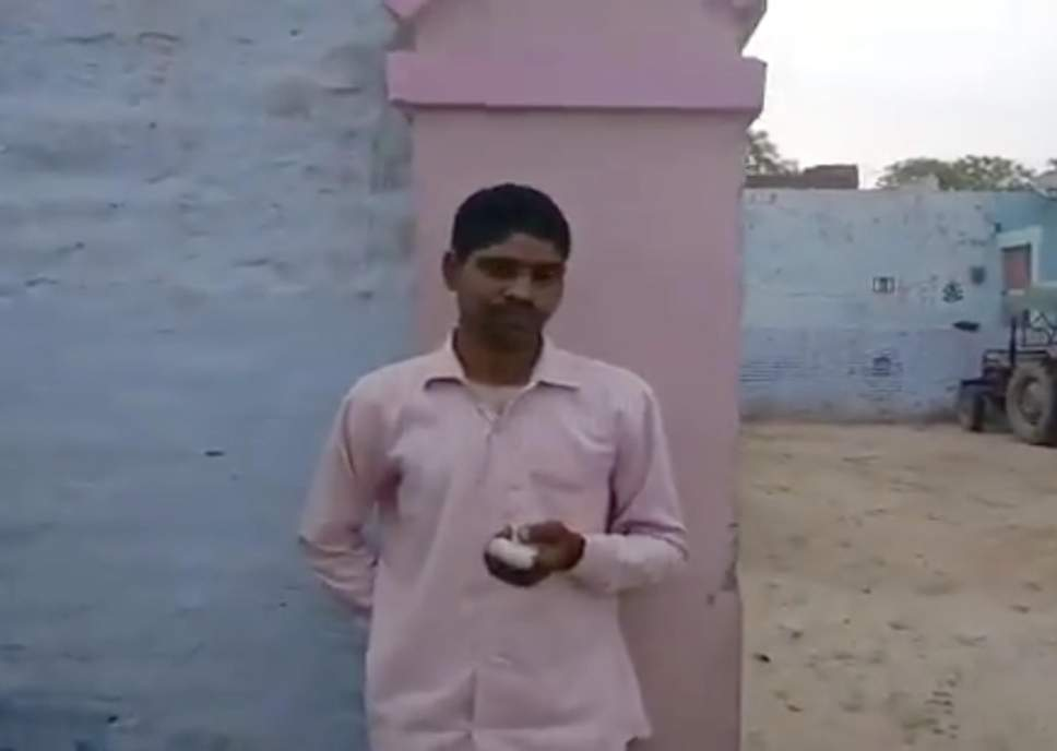 Индиец си го отсече прстот бидејќи гласал за погрешна партија