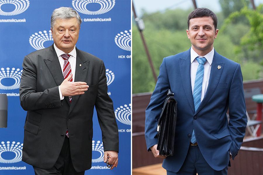 Помпео им се јави на двајцата кандидати за претседател на Украина ден пред избори