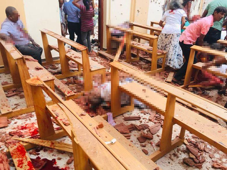 ШРИ ЛАНКА: Крвавиот Велигденски пир е дело на џихадистичка меѓународна мрежа