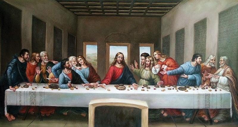 ВЕЛИГДЕН: Зошто Марко го распнува Исус после Пасха, односно тајната вечера, а Јован пред Пасха? Кој излажал?