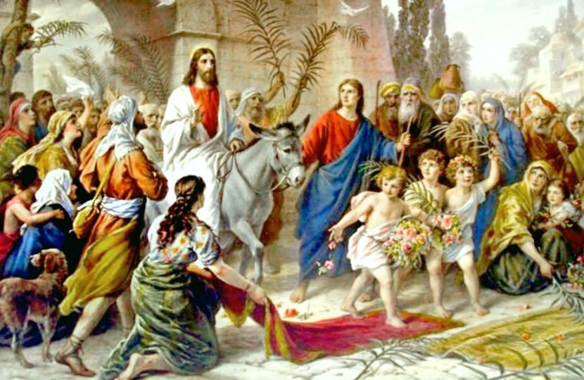 ЈУЛИЈАНСКИ КАЛЕНДАР: Православните денеска го слават Цветници познат и како Цветоносна недела и Врбица