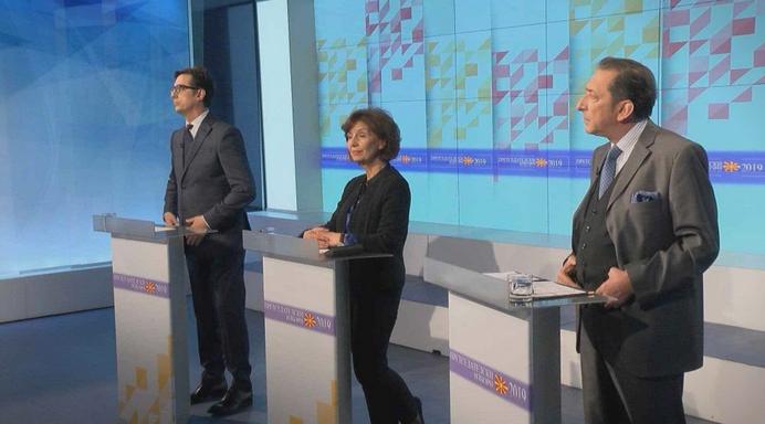 По 83 отсто пребројани гласови: Река – 60 660, Силјановска – 296 410, Пендаровски – 290 146!