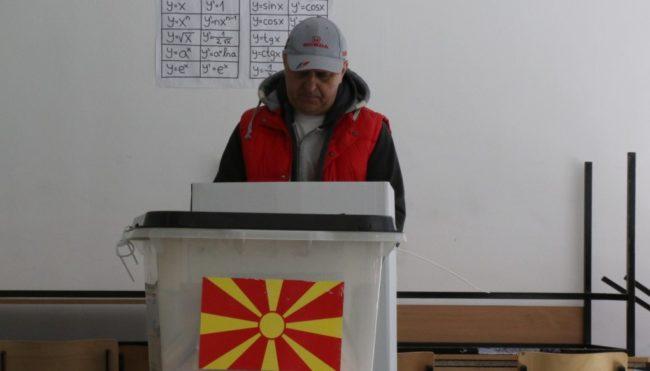 Гласање во Тетовско: Јегуновце со најголема излезеност од 4,1 отсто до 10 часот