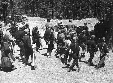 На денешен ден: Во 1948 во Костурско, Егејска Македонија, во борба против грчките монархофашисти загинал Јани Лукаров