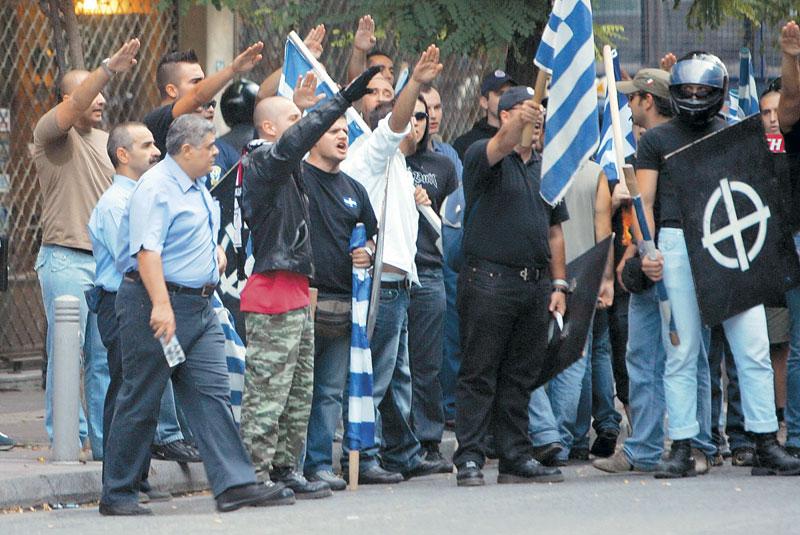 Расистичко насилство во Грција: Лани имало 117 случаи во кои биле нападнати 130 лица