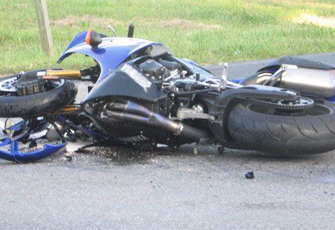 Скопје: Тешко повреден мотоциклист