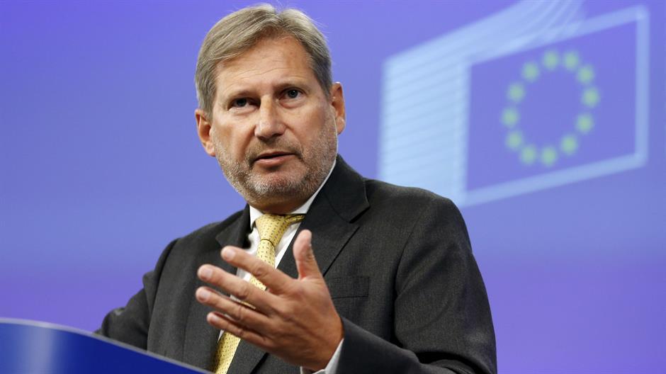 Хан: Нема датум за Македонија, ќе се навратиме на прашањето до октомври