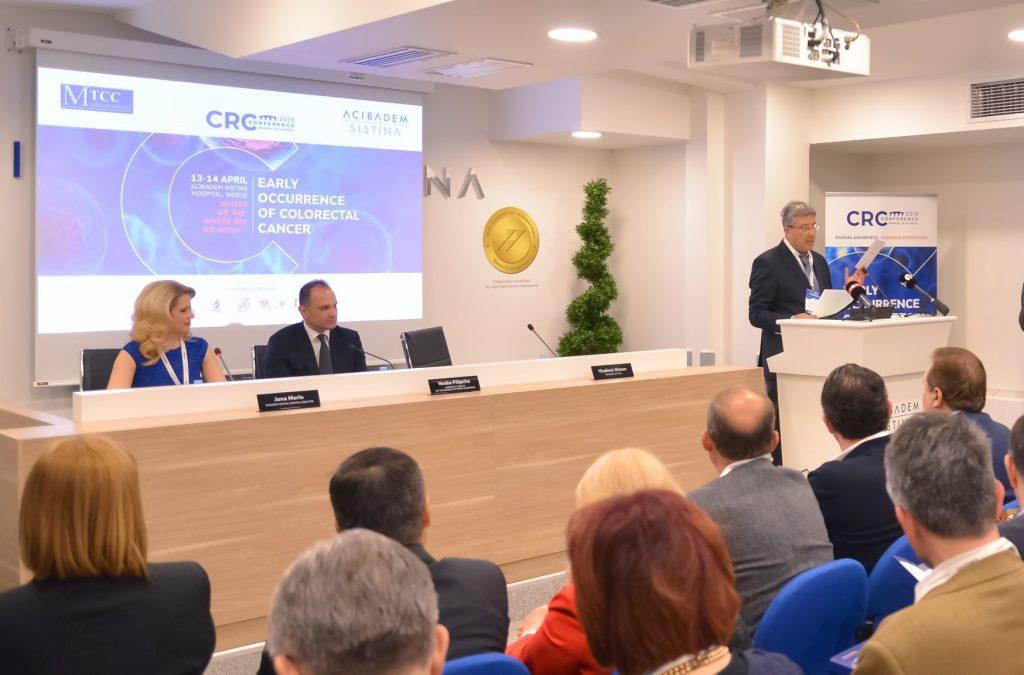 Меѓународна конференција: Ракот на дебелото црево е 6-та причина за предвремена смрт во Македонија