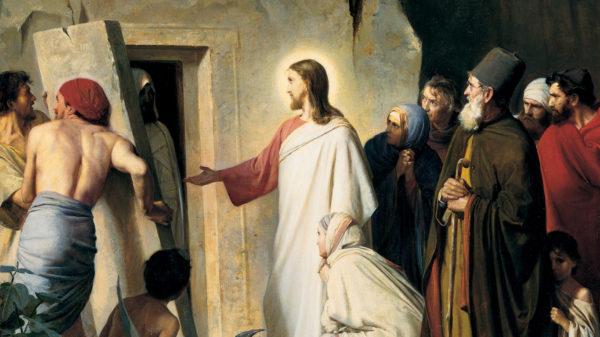 УШТЕ ЕДНА БИБЛИСКА МИСТЕРИЈА: Зошто воскреснувањето на Лазар го има само кај Јован, а не и во евангелијата по Марко, Матеј и Лука?