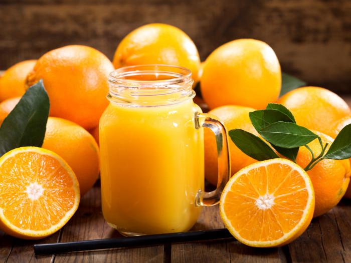 Седум хранливи материи со кои изобилуваат портокалите