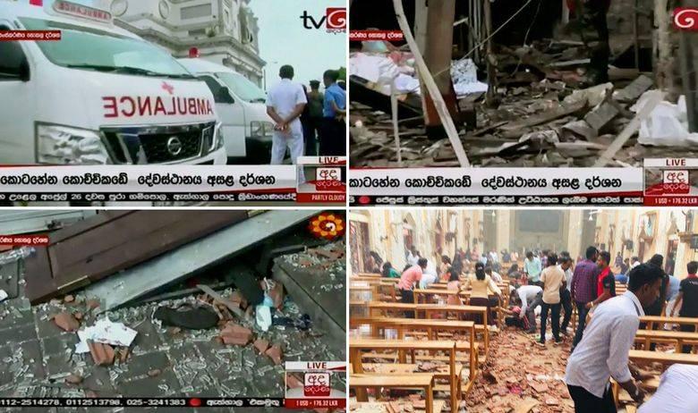 Шри Ланка: Нова експлозија пред црква во Коломбо