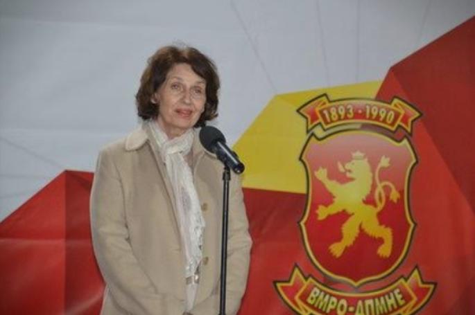 СИЛЈАНОВСКА ВО КУМАНОВО: Преку Договорот од Преспа, Владата се откажа од археолошкото и културното наследство на Македонија
