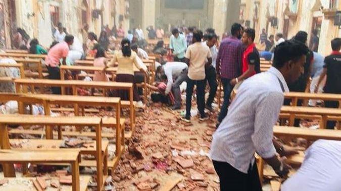 Шри Панка: 7 бомбаши-самоубијци го окрвавија Велигден, убивајќи 290 луѓе