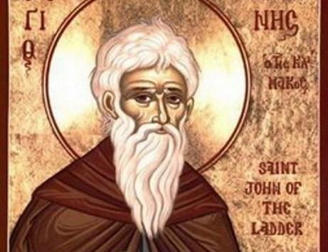 ОД КАЛЕНДАРОТ НА МПЦ: Денеска е Преподобен Јован Лествичник