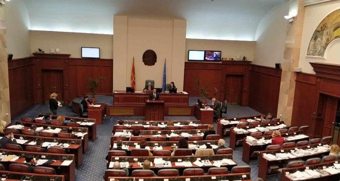 Собрание: Немаше кворум за социјалните закони, Џафери ја прекина седницата