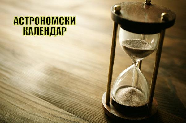 Астрономски календар: Денов трае 15 часа и 1 минута