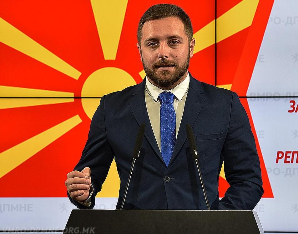 АРСОВСКИ: ВМРО-ДПМНЕ работи на формирање парламентарно мнозинство,а СДСМ нека објават со кои партии тие имаат формирано мнозинство