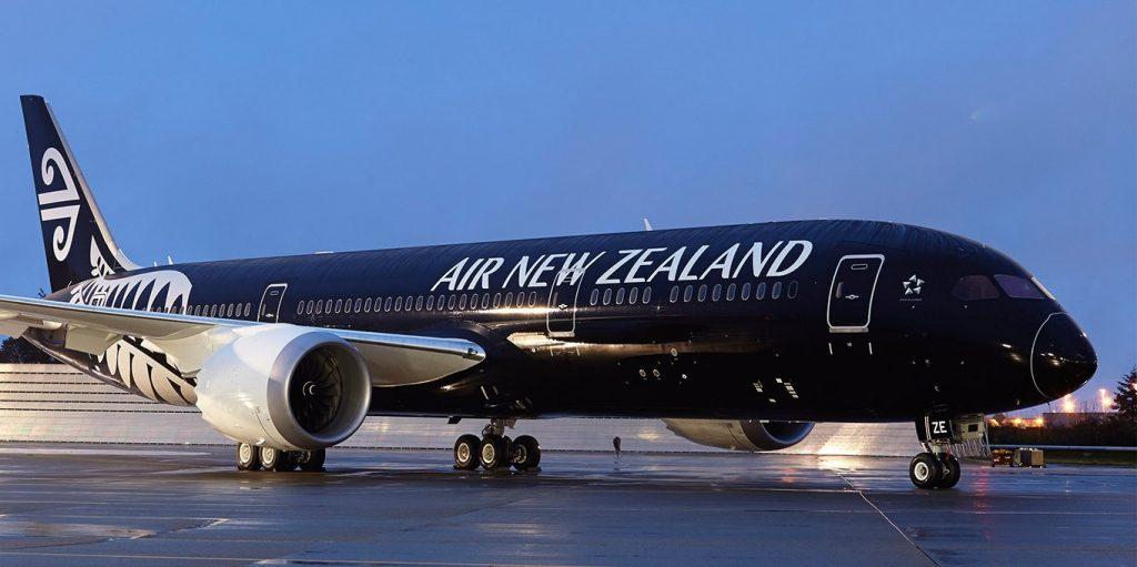 Авиобизнис: Ер Нов Зеланд за 2,7 милијарди долари купува авиони Боинг 787