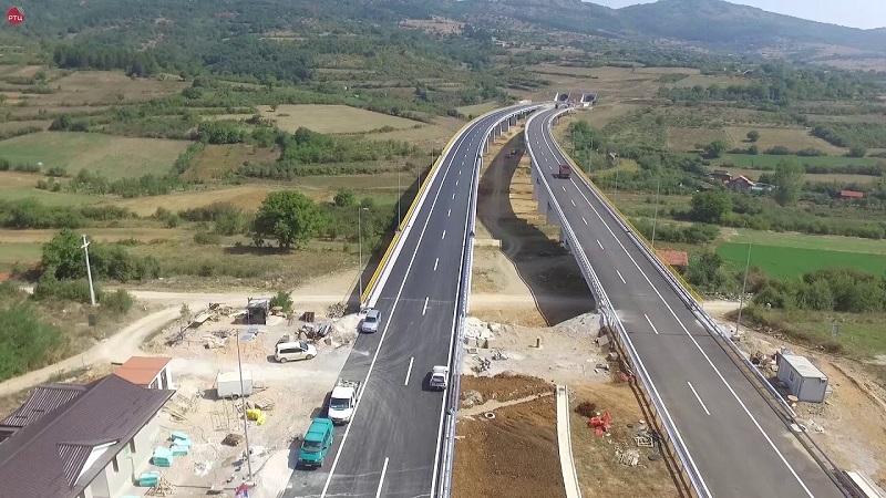 В сабота Србија свечено го пушта автопатот низ Грделичка клисура