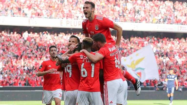 Португалска лига: Бенфика шампион по 37-ми пат