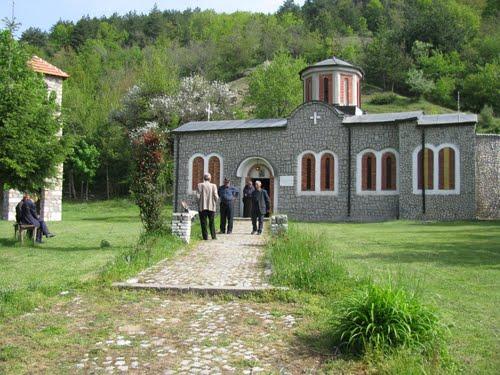 (фото) НА ДЕНЕШЕН ДЕН: Во ресенско Болно е осветена црквата Св. Атанас, обновена во 1846 г.