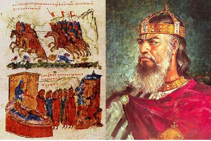НА ДЕНЕШЕН ДЕН: Во 1014 година од срцев удар починал Цар Самуил