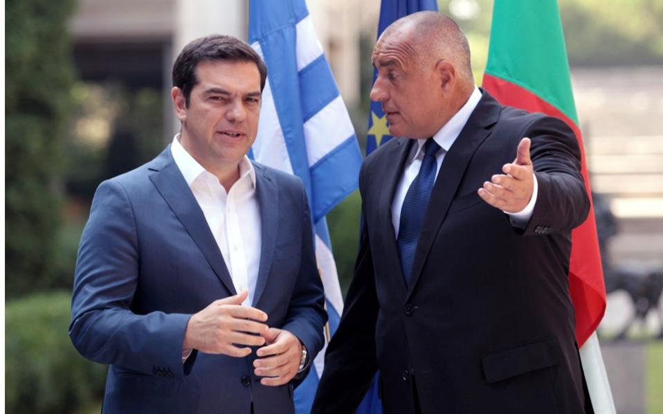 ГРЧКО-БУГАРСКИ СОЈУЗ: Ципрас и Борисов имале визија