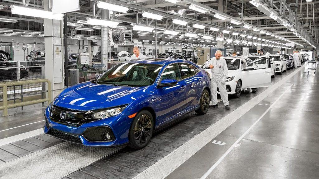 Јапонија првапт во историјата затвора фабрика: Хонда си заминува од Велика Британија