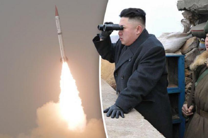 Северна Кореја: Ким на нова подморница