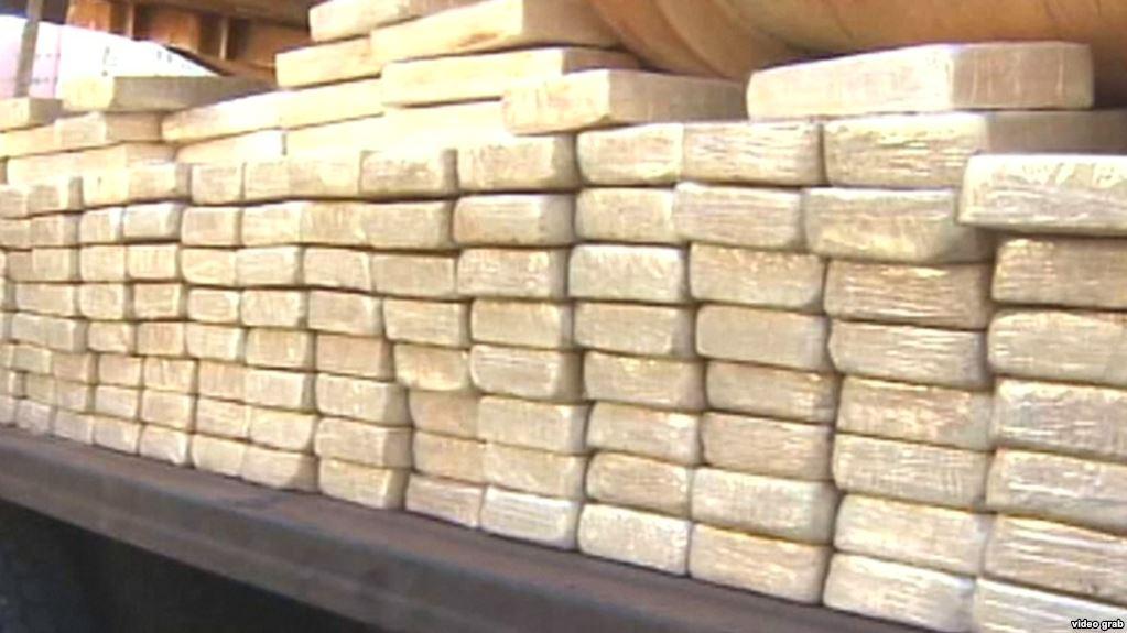 Венецуела: Запленет еден тон кокаин, уапсени црногорски државјани