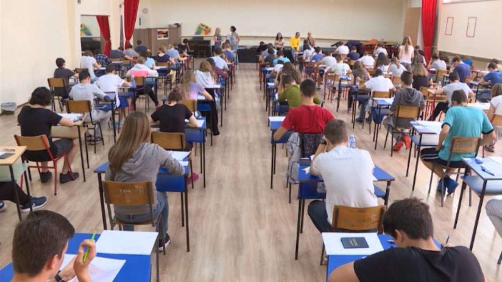 Државна матура: Матурантите денеска го полагаат вториот екстерен испит