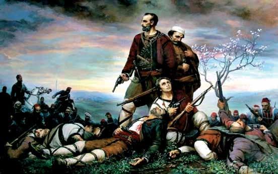 НА ДЕНЕШЕН ДЕН: Тоа се херои, рекол Нијази-бег и наредил почесен плотун над мртвите тела на комитите и војводата Методија Патчев