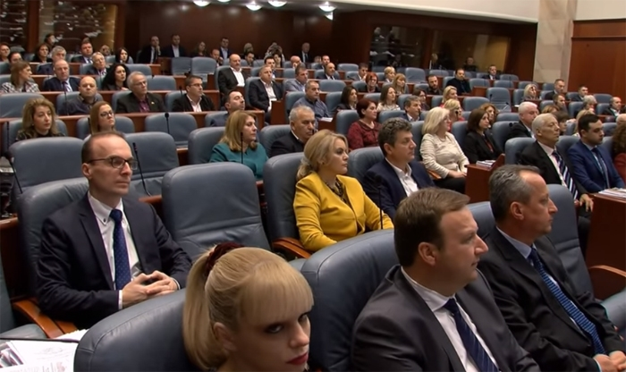 ПРАТЕНИЧКА ГРУПА НА ВМРО-ДПМНЕ: Царовска и СДСМ кратат од социјално загрозените граѓани