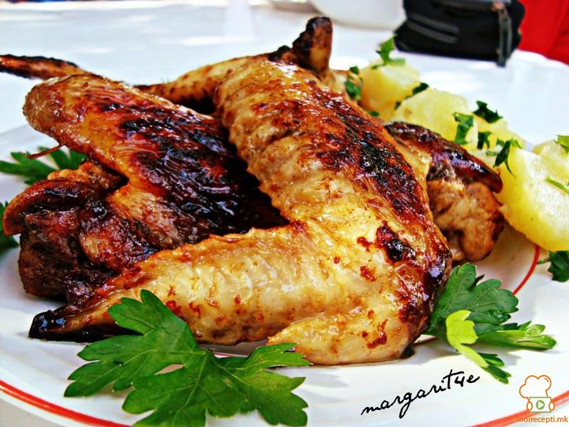Рецепт за брз ручек: Запечени пилешки крилца за 15 минути
