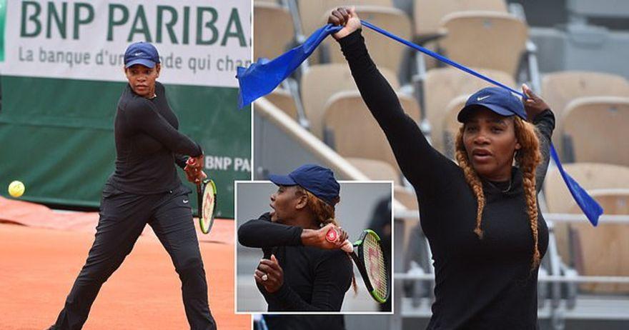 Ги Форже: На Ролан Гарос нема кодекс на облекување за тенисерките