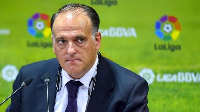 Тебас жестоко: Сити и ПСЖ да се исфрлат од европските натпреварувања