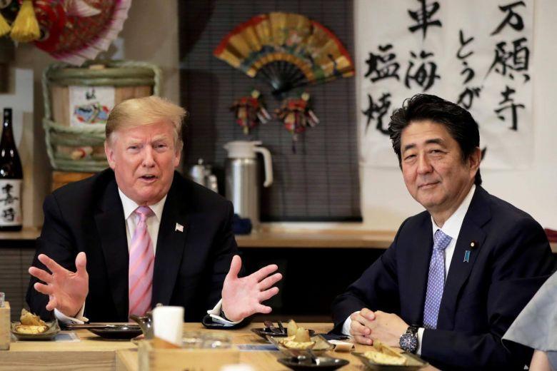 Трамп: Наскоро со Јапонците летаме на Марс