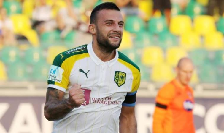ТРЕНЕРИТЕ ГЛАСАА: Тричковски најдобар фудбалер на Кипар