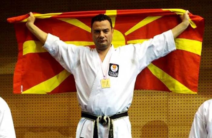 Карате: Дејан Недев со златен медал и европски шампион по 7-ми пат