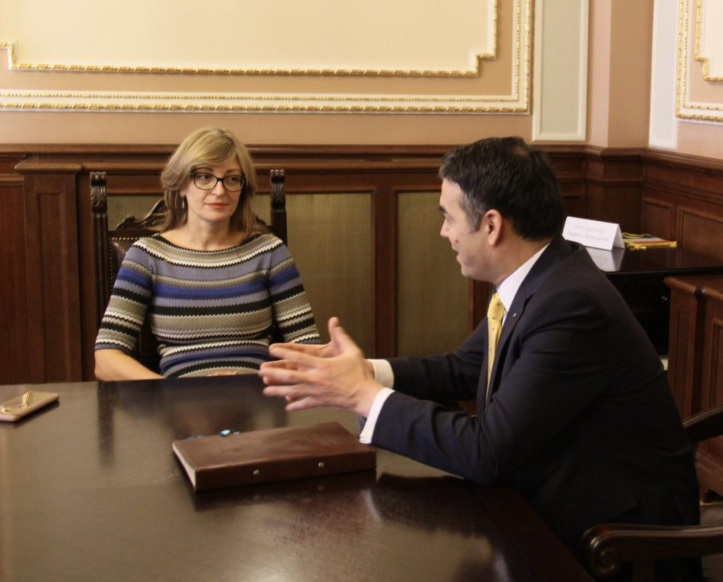 Утре во Софија: Димитров и Захариева ќе копретседаваат со македонско – бугарската комисија
