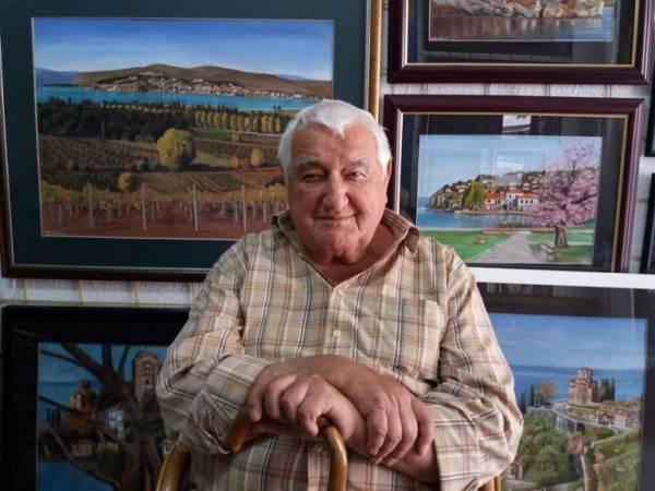 Ин мемориам: Во Охрид почина д-р Драги Стефанија