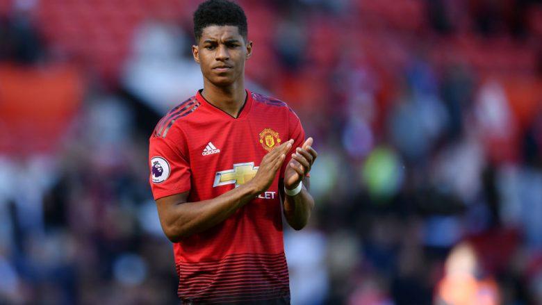 Манчестер јунајтед: Нов договор со напаѓачот Рашфорд