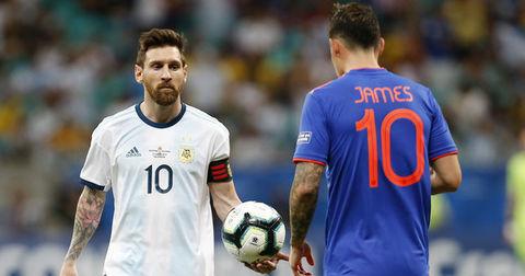 Аргентина и Колумбија четвртфиналисти во Купот на Америка