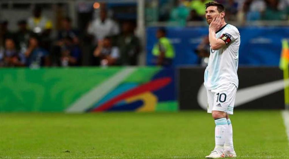 Копа Америка: На Меси му се заканува казна две години да не игра за Аргентина