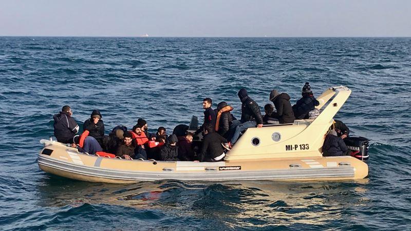 Турција: Потона брод со мигранти кај Бодрум